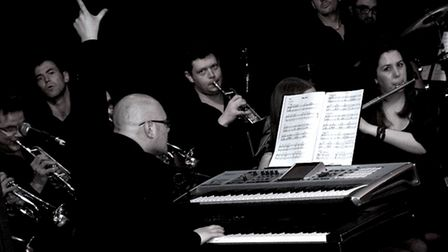 St Albans Jazz Ensemble will perform at Abbey Theatre in St Albans on September 2.