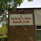 Torbay Area Indoor Bowling Association club in the grounds of Oldway mansion, Paignton