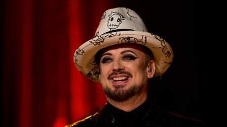 Boy George and Culture Club on the Graham Norton Show