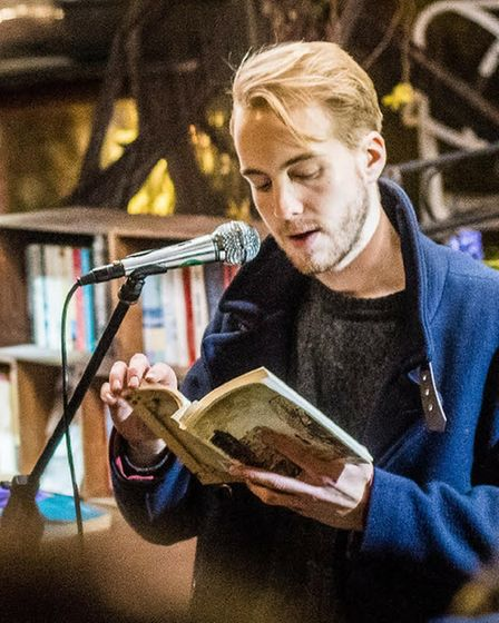 Oliver Cable leads poetry walks on Hampstead Heath