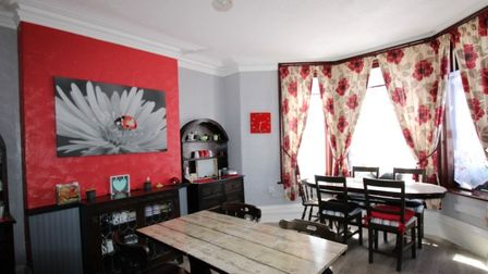 The Ladybird guest house at Wellesley Road in Great Yarmouth.