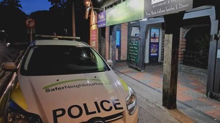 Further reports of anti social behaviour have been reported in Sparrow's Nest, Lowestoft.