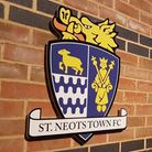 St Neots Town exited the FA Cup with a 3-0 defeat at Bedford Town