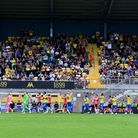 during the National League match between Torquay United and Altrincham at Plainmoor Torquay, Devon o