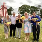 An anniversary celebration for the Holt-based C T Baker Group was held at Holt Rugby Club.