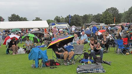 Sell-out success for 11th Buckfest on August 21.