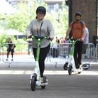 In June e-scooter firm Lime announceda year-long trial in partnership with TfL