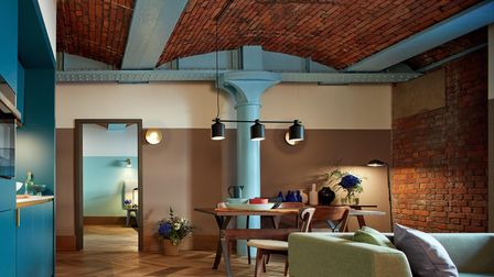 Native Manchester - the conversion from warehouse to aparthotel a beautiful, contemporary take on industrial style interiors