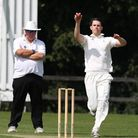 Toby Fynn was among the wicket in Reed's stunning win over Radlett in Herts Cricket League Premier Division.