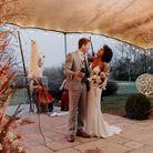 A recent wedding at the Feathered Nest