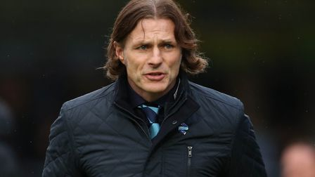 Wycombe Wanderers manager Gareth Ainsworth Photo: Dave Rowntree/PPAUK
