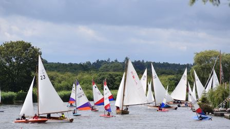 Horning Sailing Club has beenawarded the Martin Broom Trophy by the Norfolk and Suffolk Boating Association (NSBA).