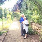 Wheathampstead couple Christine and Don Field will be marking their diamond anniversary on September 6.