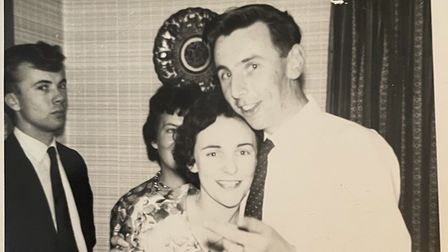 Christine and Don Field
