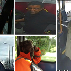 Police hope the public can help them identify four men in connection with sexual assaults in London.