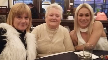 Foster carer Margaret George from Great Yarmouth who has died