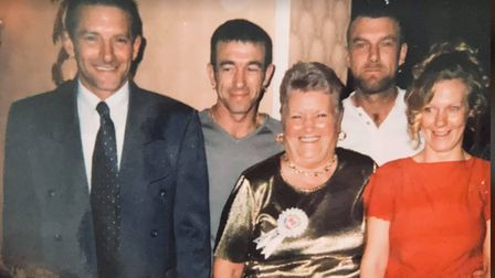 Foster carer Margaret George who has died.