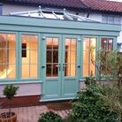 Chartwell Green Orangery by Horsford Windows and Conservatories