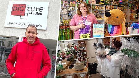 Lowestoft's independent businesses are calling on the public to continue supporting them following the Bouncing Back campaign