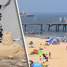 It is hoped Banksy's visit to Lowestoft could boost the town in its joint UK City of Culture bid