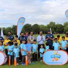A free eight-week sports festival in Victoria Park.