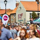 Malton is known as Yorkshire's Food Capital and the free weekend festival is great for all ages