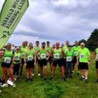 Harold Wood runners at the latest Elvis series race in Epping Forest