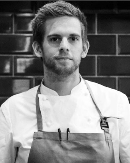 Oli Williamson from Norwich has reached the semi finals of a cooking competition.