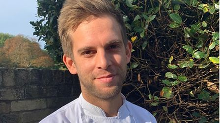 Oli Williamson is competing to be Britain's best young chef