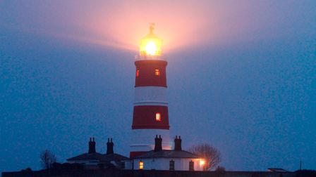 Happisburgh Lighthouse is one of the most recognisable structures in Norfolk.