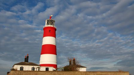 Happisburgh Lighthouseis the oldest working light in East Anglia,