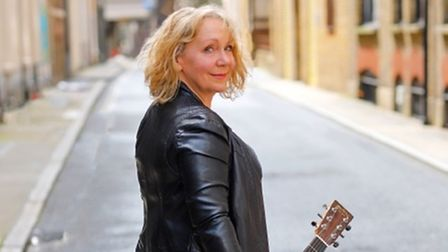 Musician Donna Canale fromHarpenden.