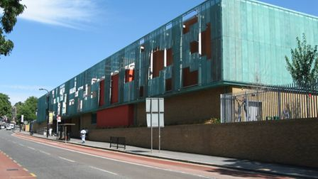 Haverstock School - could it also be home to Abacus Belsize Primary?