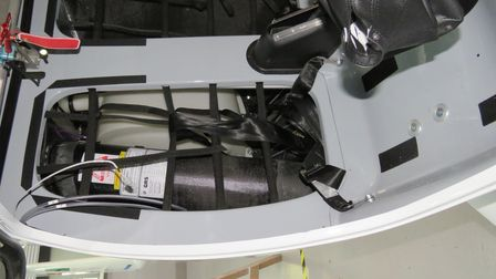 A BRS as fitted to the airframe of a C42C