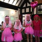 Sidmouth Ladies Golf Pink Day