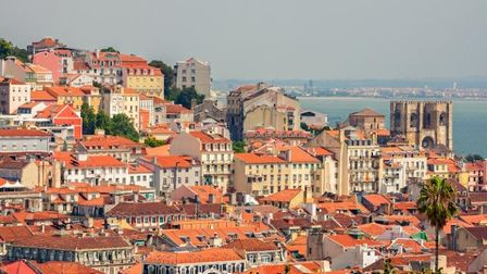 Abygail Tustin is visiting Lisbon in Portugal.