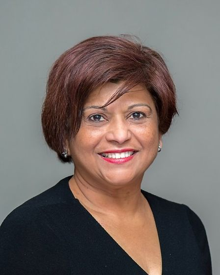 Councillor Viddy Persaud, cabinet member for public protection