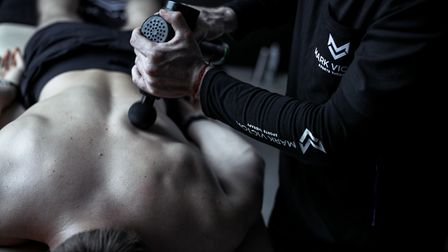 Sports massages by Mark Victor Sports Therapy in Prestwich
