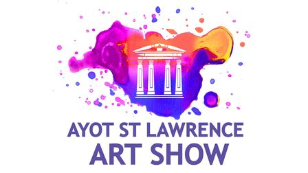 The Ayot St Lawrence Art Show.