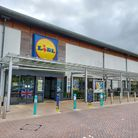 Lidl store at Ravenswood