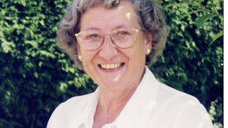 A Thanksgiving service will take place for Iris Mumford on September 11.