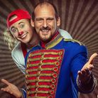 John Lawson's Circus is coming to Royston in September with Pip the Clown and ringmasterAttila Endresz.