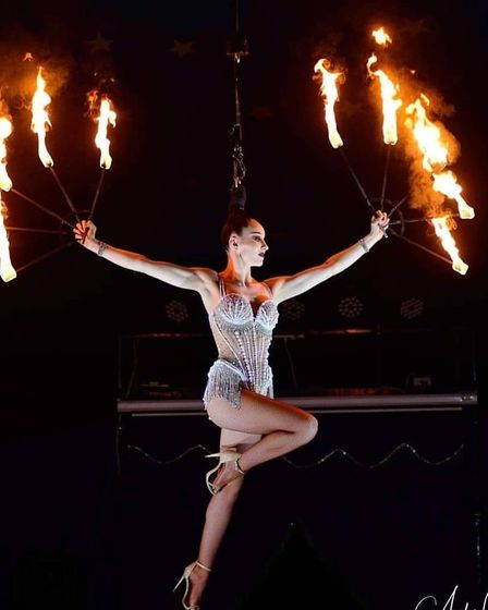 John Lawson's Circus is coming to Royston in September.