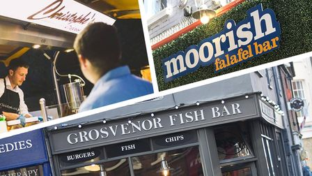 Three establishments in the city centre have spoken about their staffing and supply issues