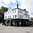 The Bald Faced Stag pub, East Finchley, after refurbishment