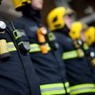 Around 60 firefighters were called to a flat fire in Hackney on August 26.