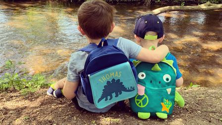 We want to ensure our youngsters don't suffer back pain because of the wrong backpacks.