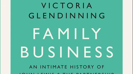 Family Business by Victoria Glendinning is available at Waterstones.