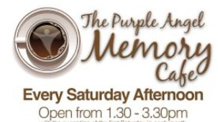 Purple Angel Memory Café is to open once again.