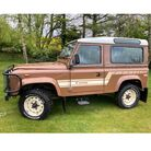 Holy Grail of Classic Land Rover Defenders